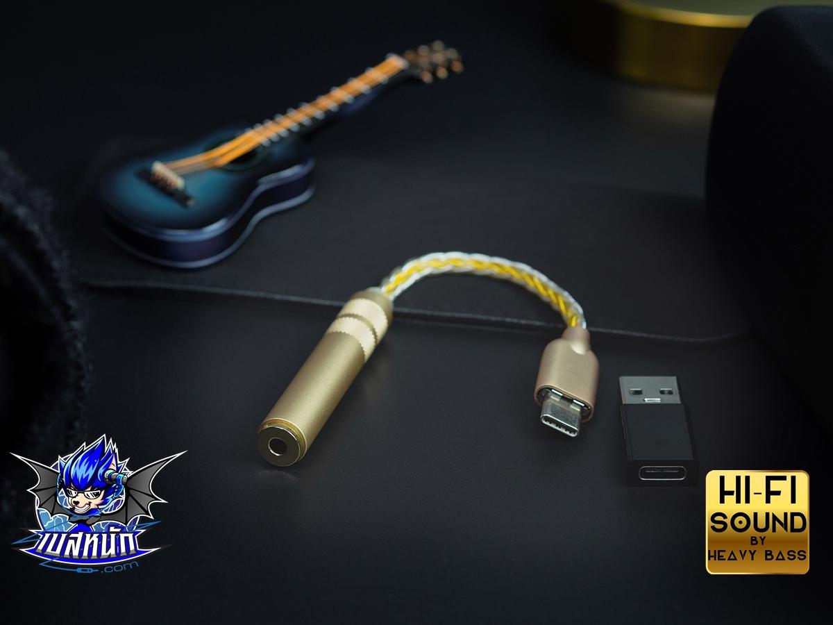 MUSES QUAD DAC  !!! ES9218P เปลี่ยนมือถือให้กลายเป็นเครื่องเล่นระดับ HI-FI ด้วย QUAD DAC AMP (ซื้อพร้อมหูฟัง เหลือ 820-900!!)